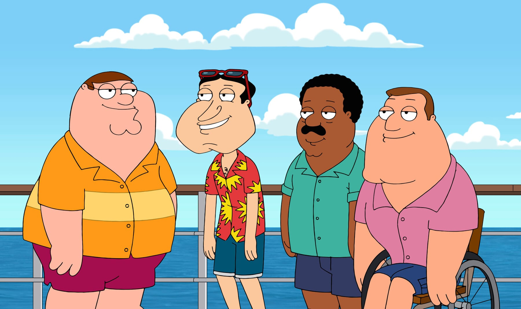 What is Family Guy Season 20 about