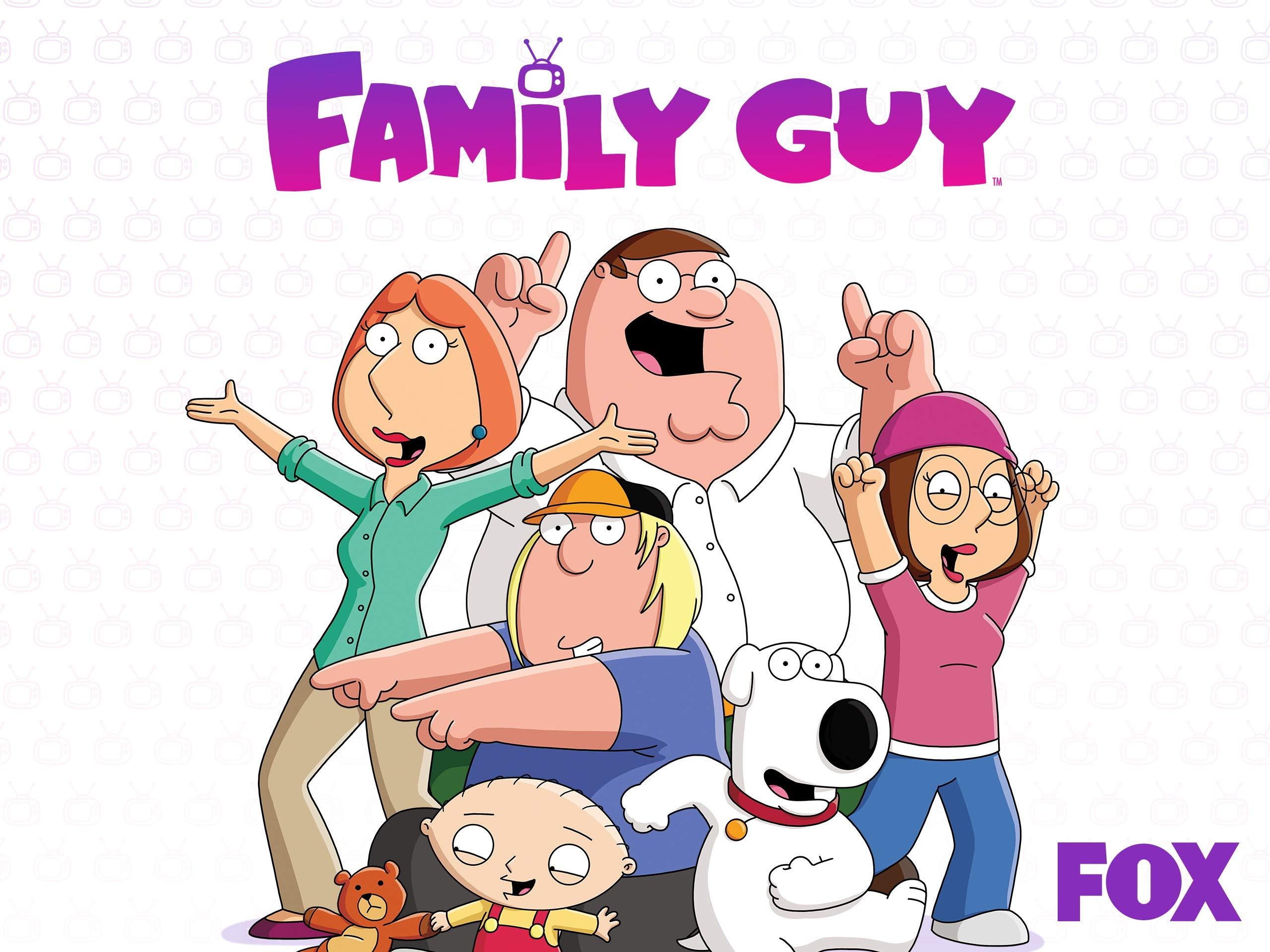 Where to Stream Family Guy Season 20