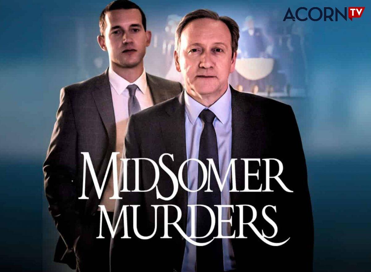 Where to Stream Midsomer Murders Season 22
