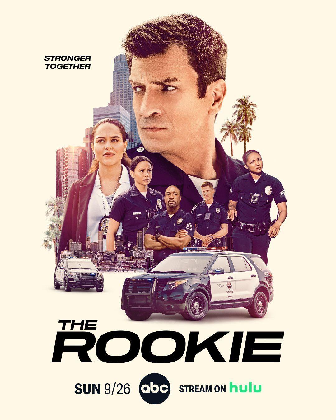 Where to Stream The Rookie Season 4