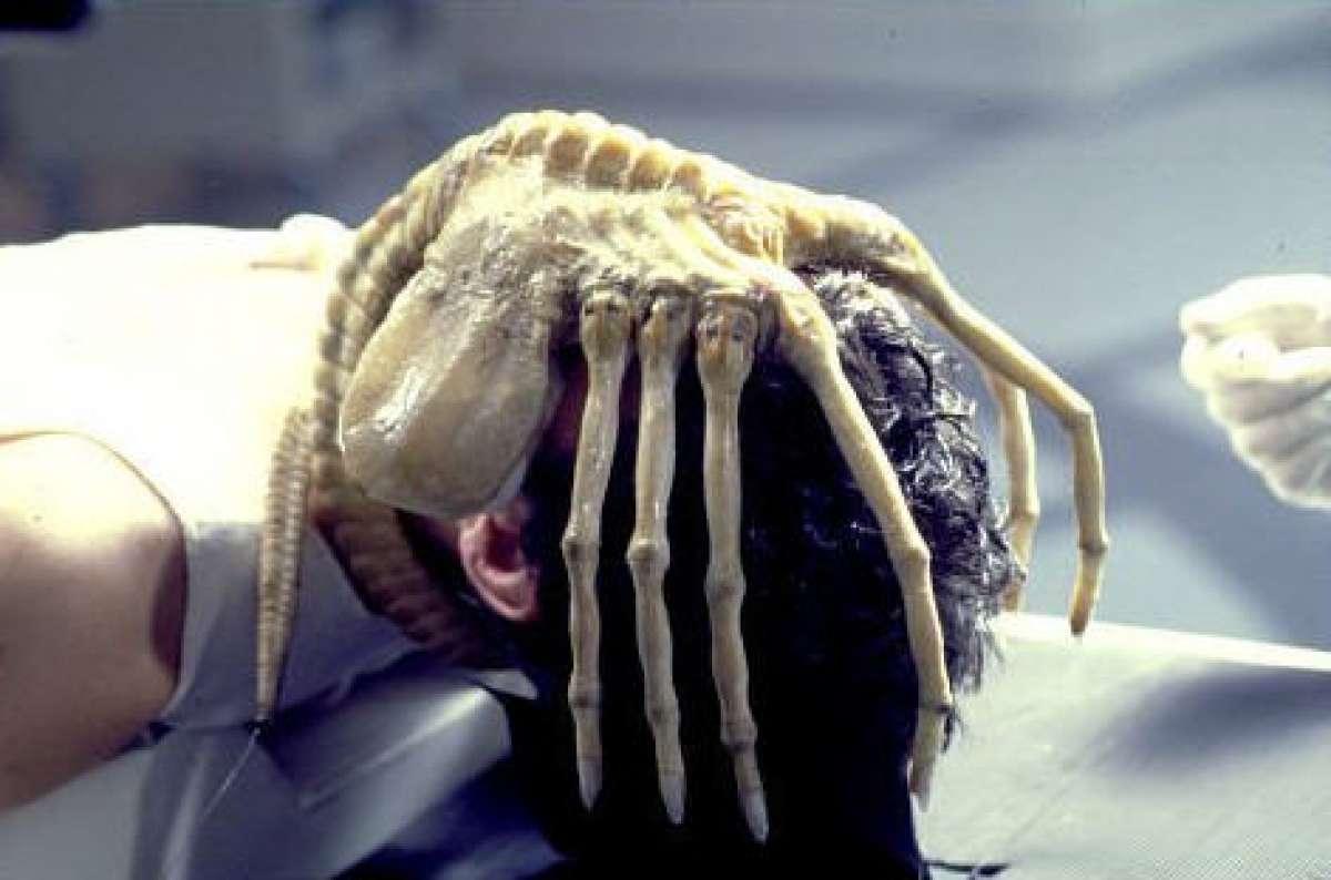 Facehugger (Alien, 1979)