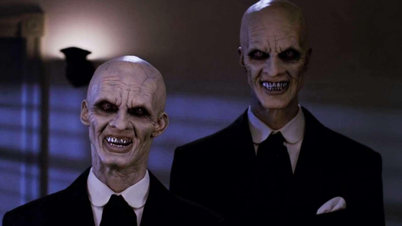 Gentlemen from Season 04 Episode 10 of Buffy The Vampire Slayer