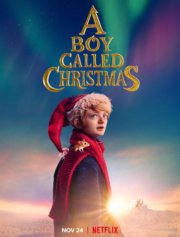 Is A Boy Called Christmas on Netflix