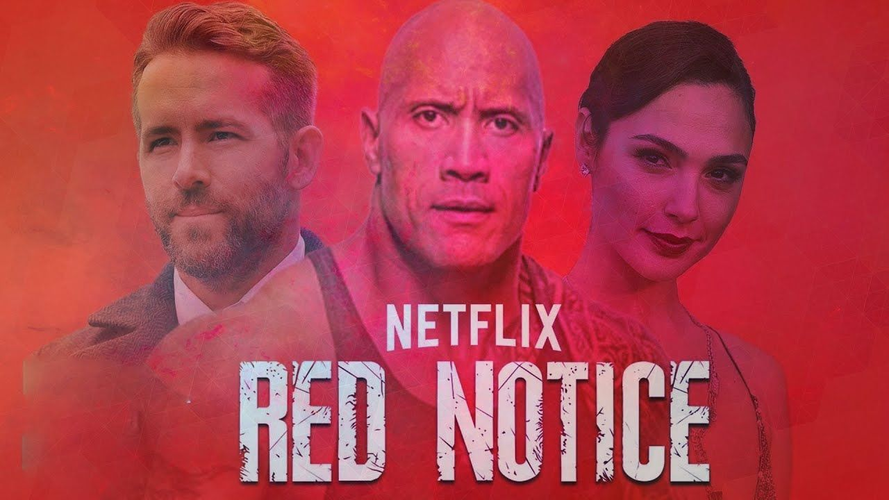 Is Red Notice on Netflix