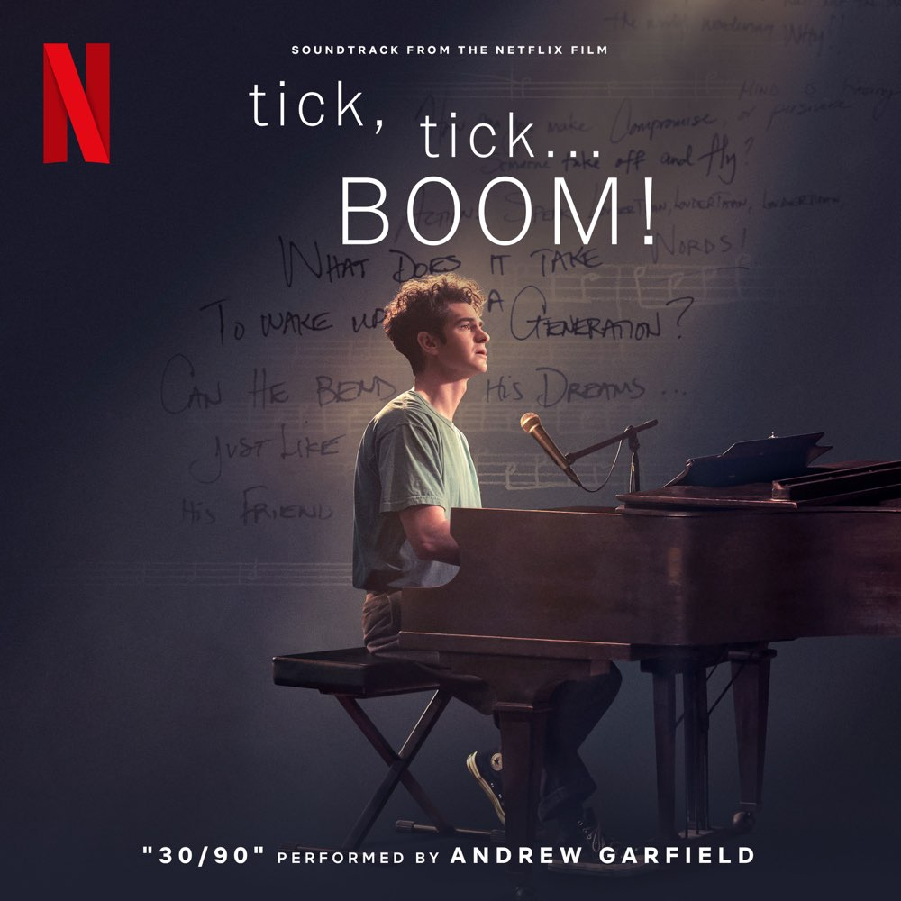 Is Tick Tick… Boom on Netflix