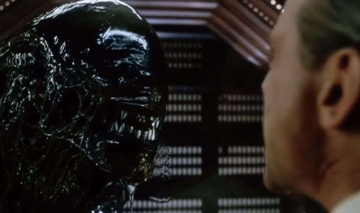 Smart Aliens (Alien Resurrection, 1997)