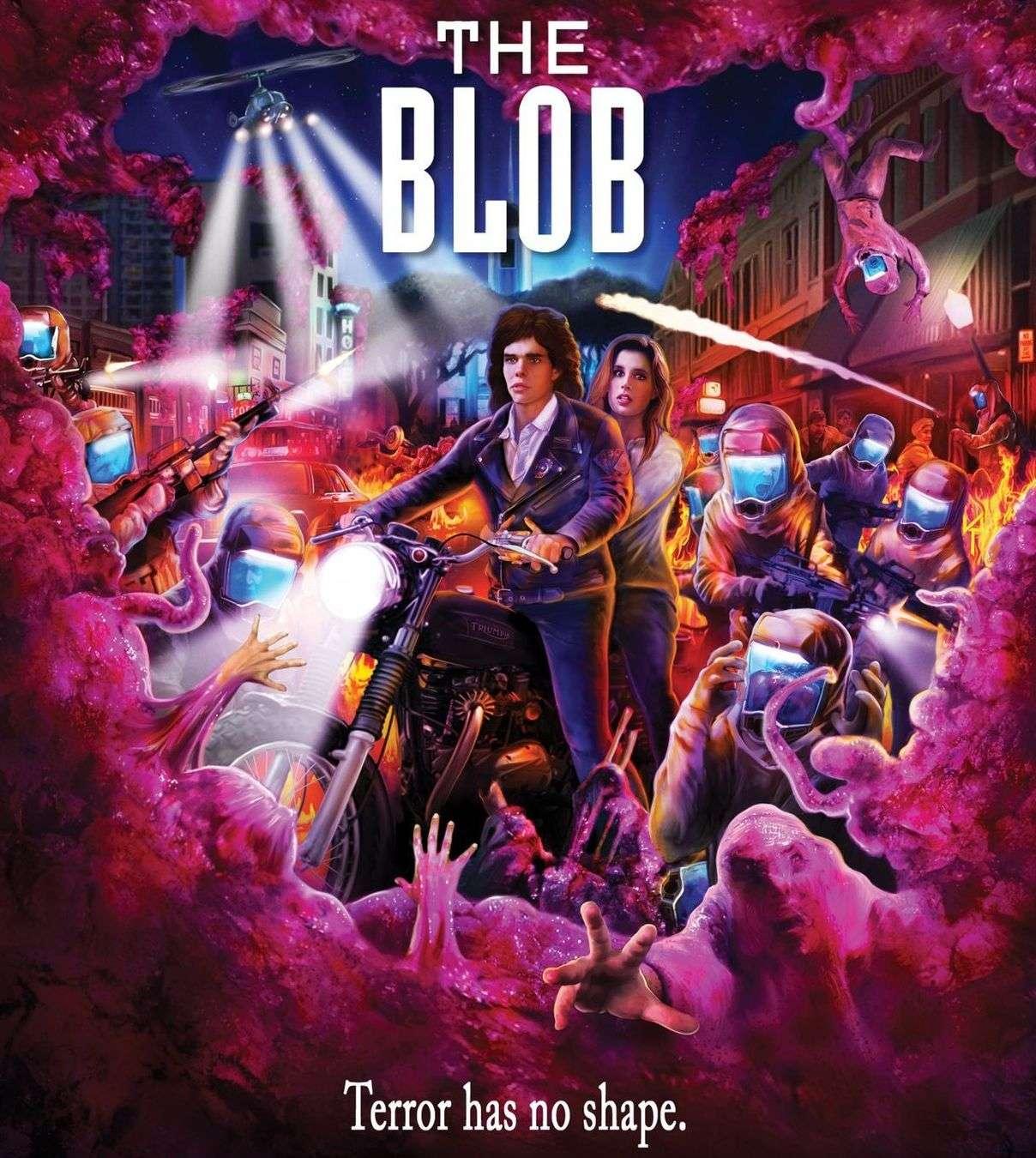 The Blob Remake (1988)