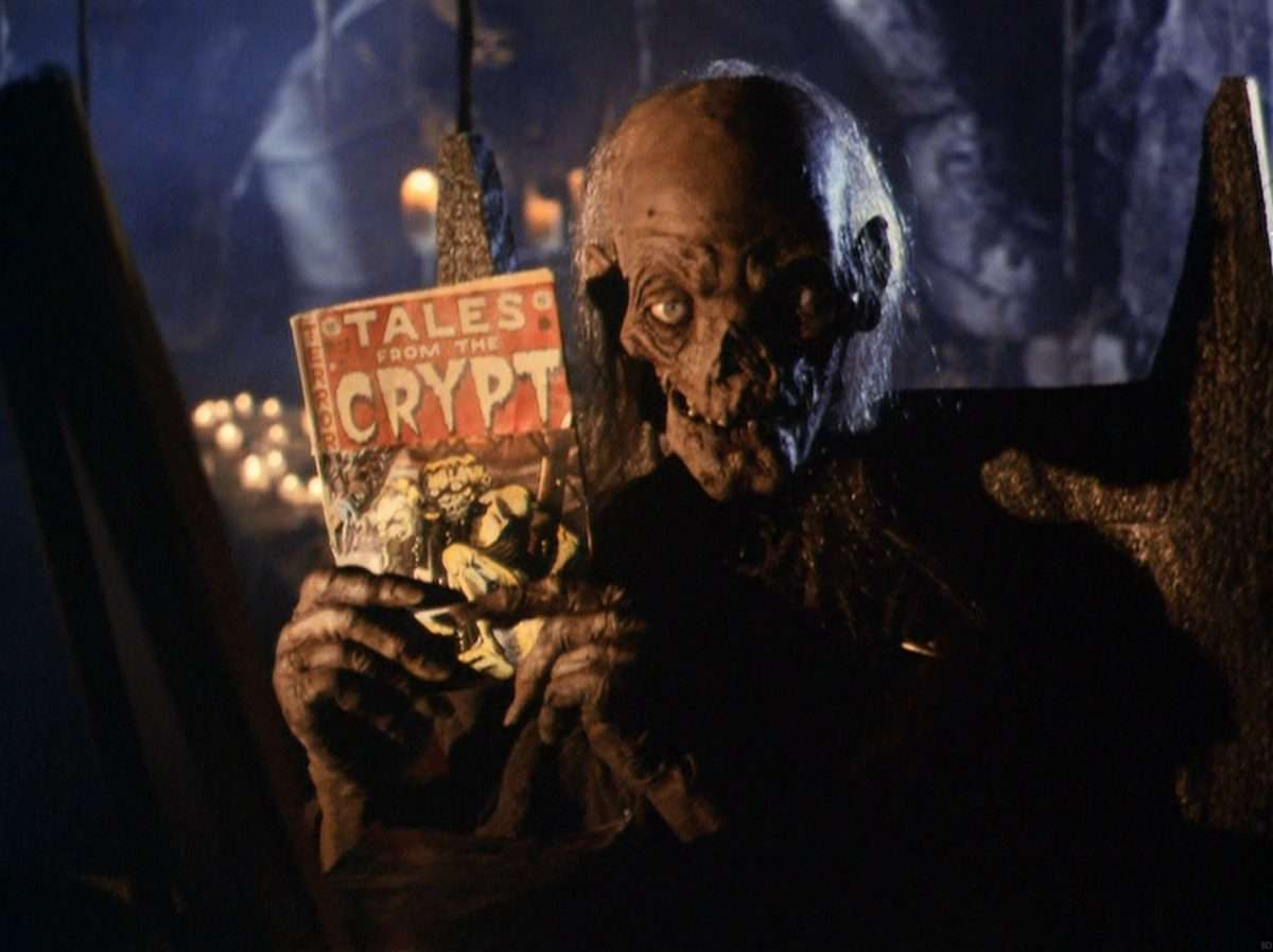 The Thing From The Grave - Tales From The Crypt