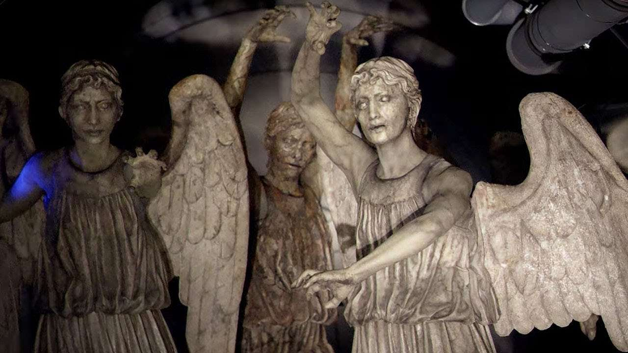The Weeping Angels - Doctor Who